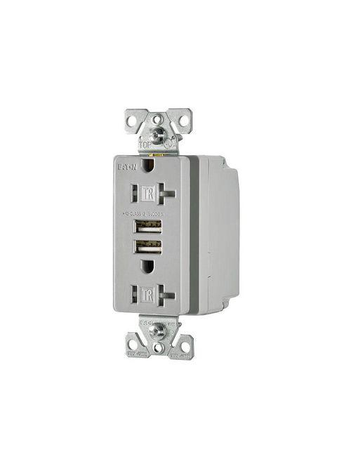EWD TR7756GY-BOX USB 3.1A DUPLEX RE