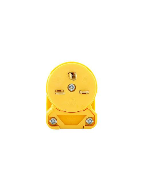 EWD 4866AN-BOX Plug Angle 15A 250V