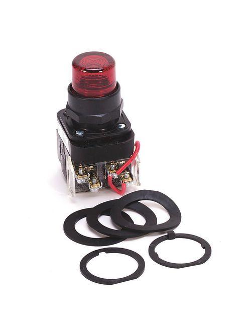 Allen-Bradley 800H-PRTH16R Type 7&9 Hazardous Location Push Button