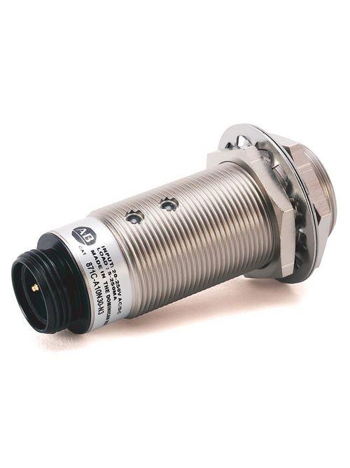 Allen-Bradley 871C-A2N12-N3 Miniature Small Barrel Inductive Sensor
