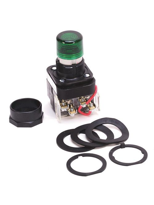 Allen-Bradley 800H-PRTH16G Type 7&9 Hazardous Location Push Button
