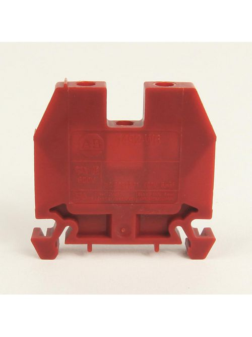 A-B 1492-W6-RE IEC Term Blck 8x47.6