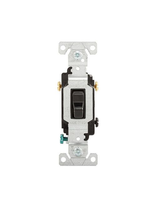 EWD CS320BK Switch Toggle 3Way 20A