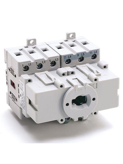 Allen-Bradley 194E-A25-1753 25 Amp IEC Load Switch Enclosure