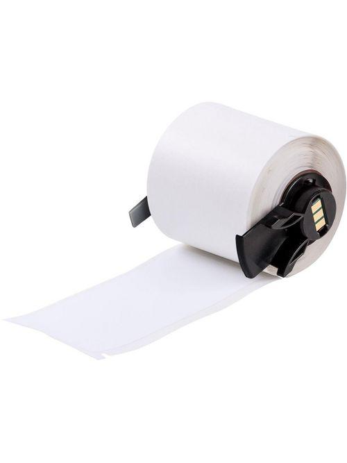 Brady PTL-38-422 4 x 1.9 Inch White Polyester Portable Printer Label