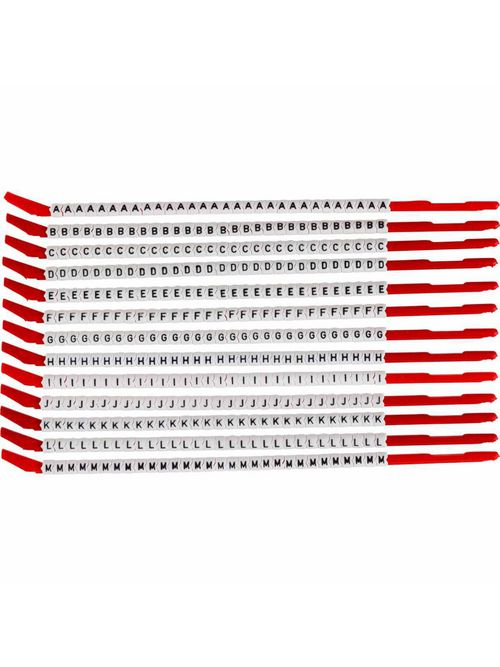 BRADY SCN10-A-M Wire Mkr,ClipSleeve