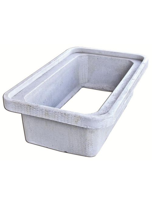 Christy Concrete Products B3048X12 Christy 30 Inch Length H20 Load 3/Pallet Reinforced Concrete Extension