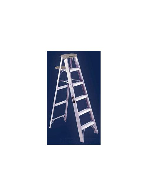 Louisville Ladder AS3003 3 Foot 300 lb Duty Rating Aluminum Stepladder