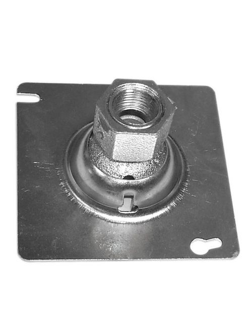 Topaz Corp 34S 20 Degrees Vertical Swing 1/2 or 3/4 Inch Square Flexible Fixture Hanger
