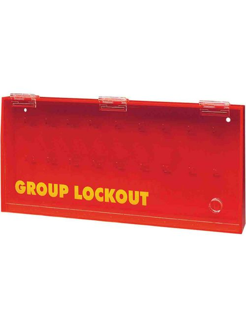 BRADY GLOBOX PRINZING GROUP LOCKOUT