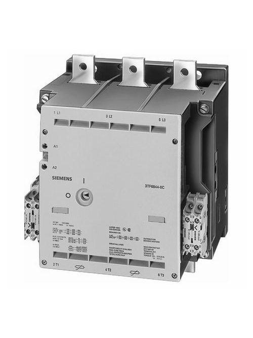 S-A 3TF6844-0CF7 CONTACTOR VAC S14