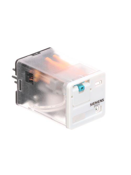 Siemens Industry 3TX7112-1NC03 24 VDC 16 Amp 3PDT Plug-In Relay