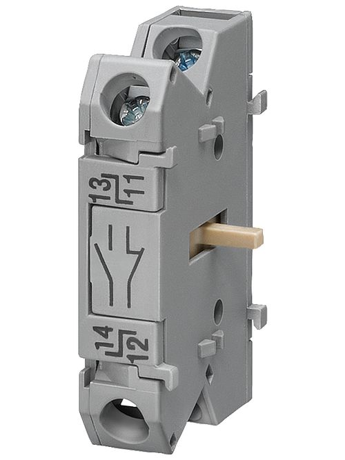 Siemens Industry 3LD9200-5C 1NO 1NC Auxiliary Switch Block