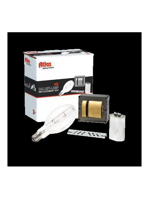 Atlas Lighting MH70-0257MED 70 W Quad Volt Metal Halide Kit