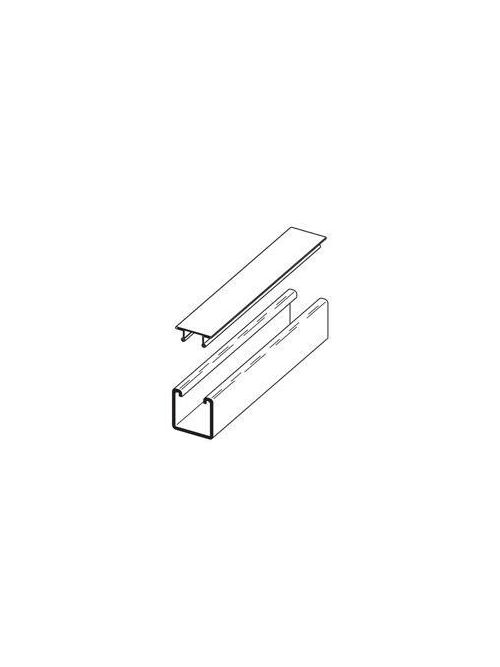 B-Line Series B217-24GRN120 Snap Closure Strip