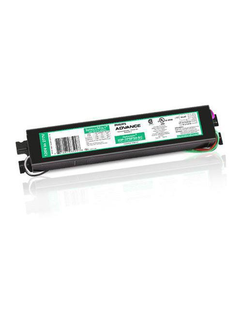 Advance IOP3PSP32LWSC35I 120 to 277 VAC 50/60 Hz 32 W 3-Lamp T8 Electronic Ballast