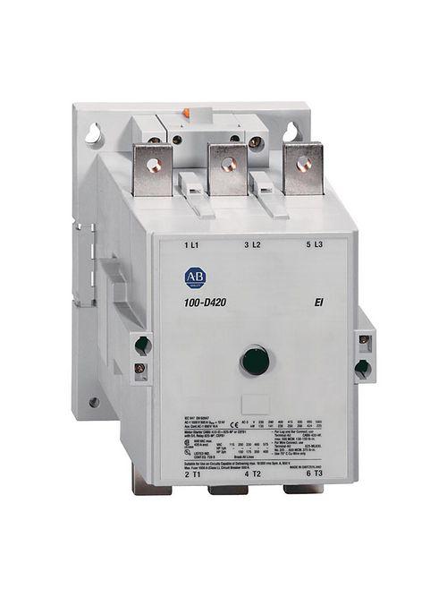 Allen Bradley 100-D250EJ11 250 Amp MCS D IEC Contactor