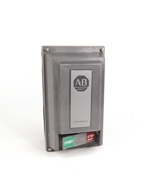 Allen-Bradley 609-ACW NEMA Size 0 Manual Motor Starter