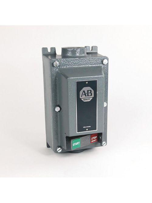 Allen-Bradley 609-AEW NEMA Size 0 Manual Motor Starter