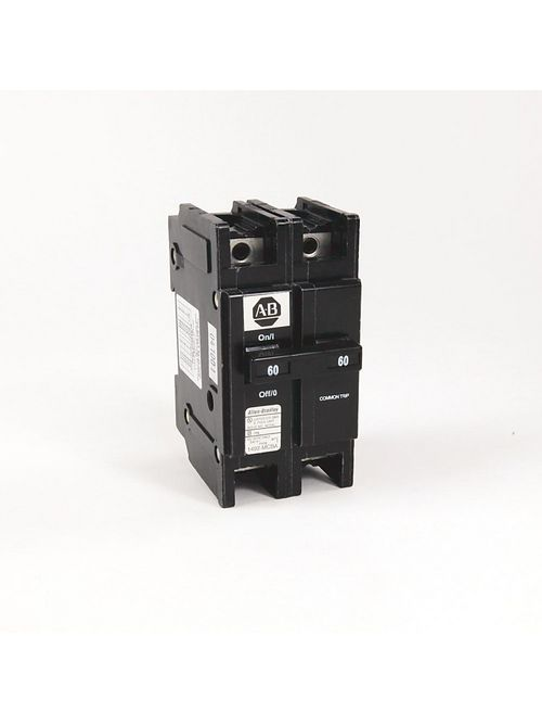A-B 1492-MCBA2H60 60 A UL489 Miniat