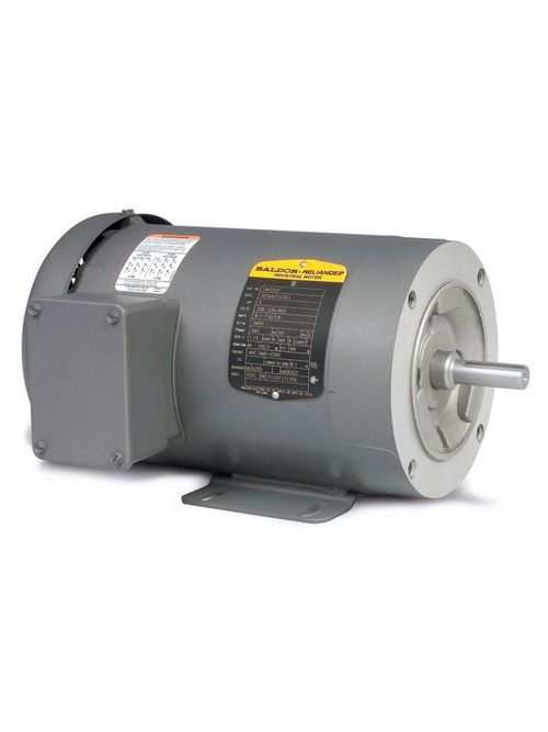 BALDOR CM3539 .5HP,1140RPM,3PH,60HZ