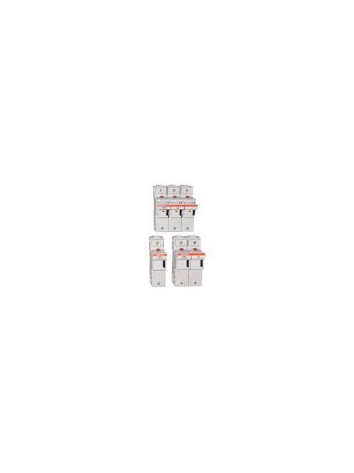 Ferraz Shawmut US221I 22 mm 1-Pole 100 Amp 750 VAC/VDC Modular Fuse Holder with Indicator