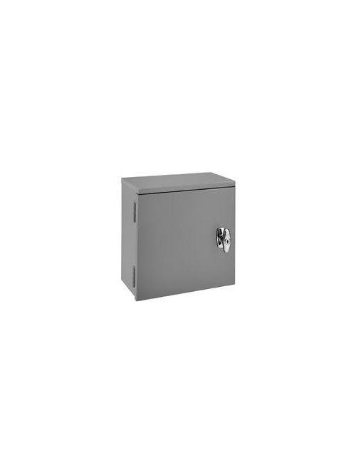 B-Line Series 30246 RTC 24 x 6 x 30 Inch 14 Gauge Galvanized Steel NEMA 3R Telephone Cabinet