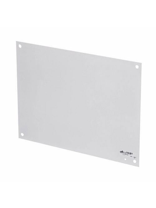 B-Line Series AW1614AP 16 x 14 Inch Aluminum Panel for Enclosure