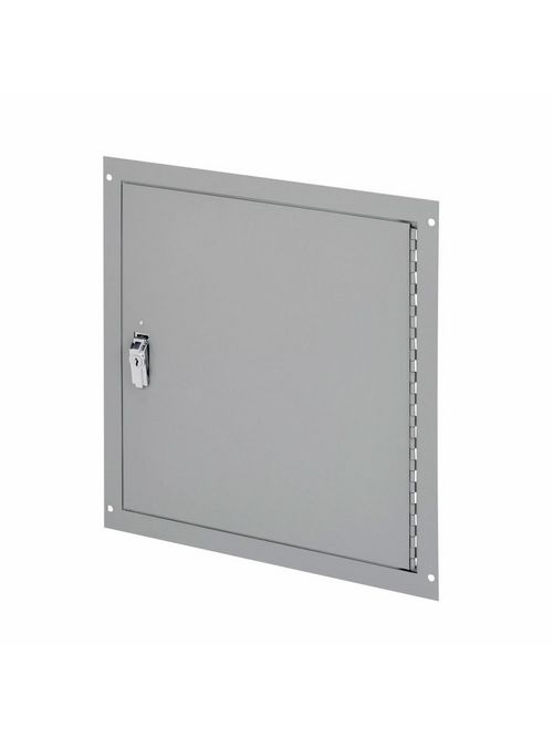 B-Line Series 88 TCF 8 x 8 x 8 Inch 14 Gauge Steel NEMA 1 Telephone Cabinet Trim Cover Enclosure