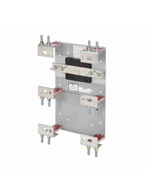 B-Line Series 6067-A 600 Volt 400 Amp 3-Phase 4-Wire Current Transformer Mounting Base