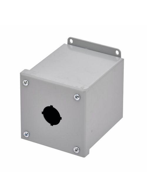 B-Line Series PVX1 Type 12 X-Deep Vertical Push Button Enclosure