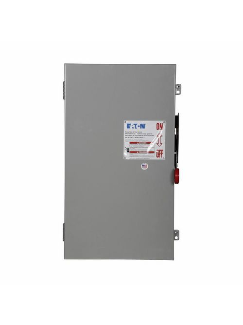 Eaton DH324NGK Heavy Duty Safety Switch