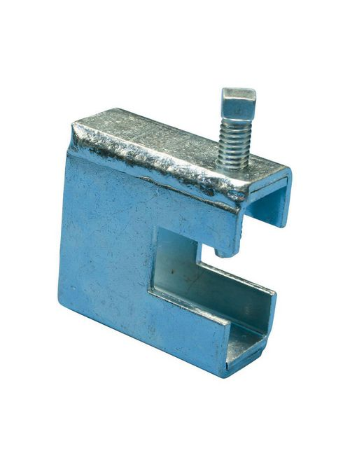 Caddy BC130050EG 7/8 Inch Electrogalvanized Steel Standard Duty Welded Beam Clamp