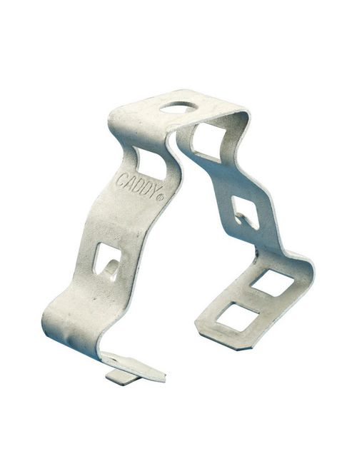 Caddy 32M4I 2 Inch Steel Snap Close Conduit/Pipe Clamp