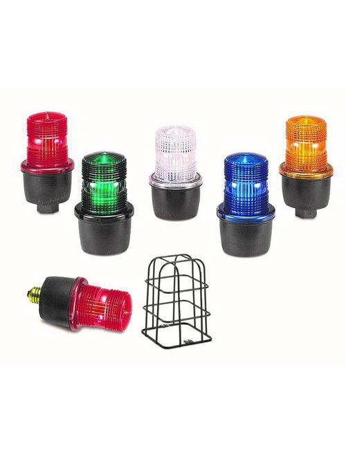 FED-SIG LP3M-012-048C STROBE LIGHT