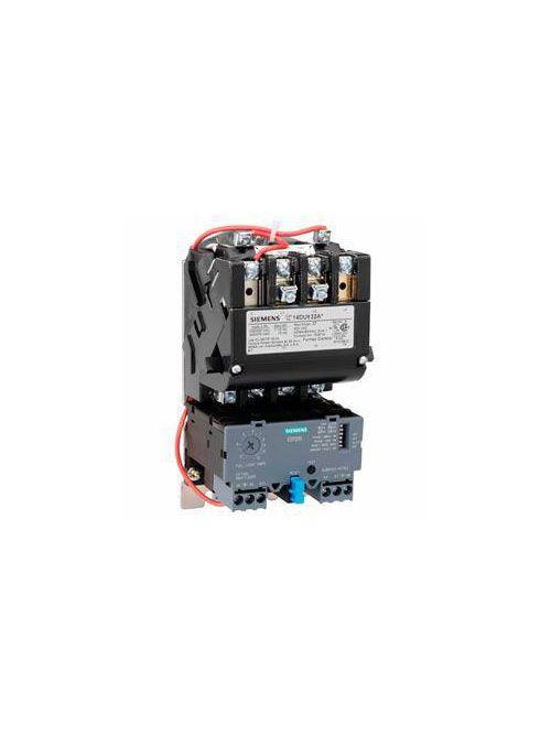 Siemens Industry 14BUC32BA 120/220 to 240 VAC 3 to 12 Amp 2 Hp 3-Phase 3-Pole Size 00 Non-Reversing NEMA Motor Starter