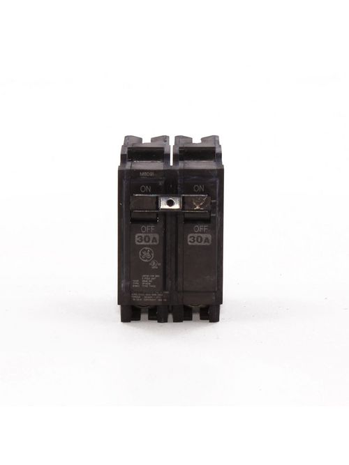 GE Industrial Solutions THHQL2130 120/240 Volt 30 Amp 22 kaic 2-Pole Circuit Breaker