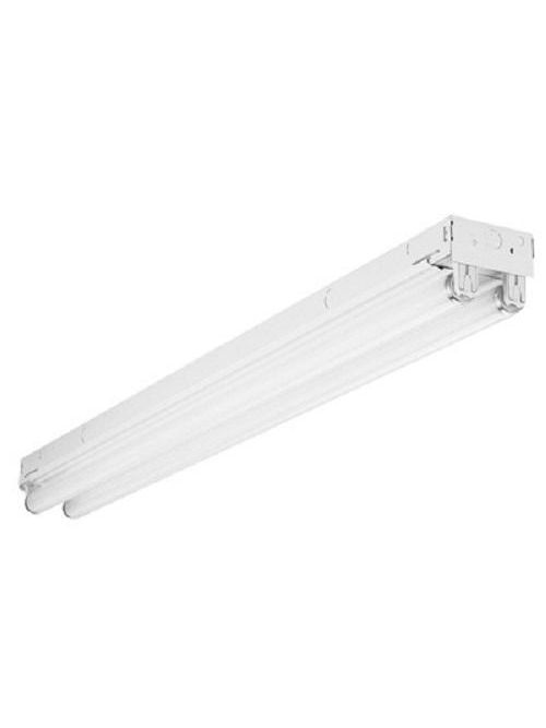 Lithonia Lighting C 2 32 MVOLT GEB10IS 2-Lamp 32 W 120 to 277 Volt T8 Striplight
