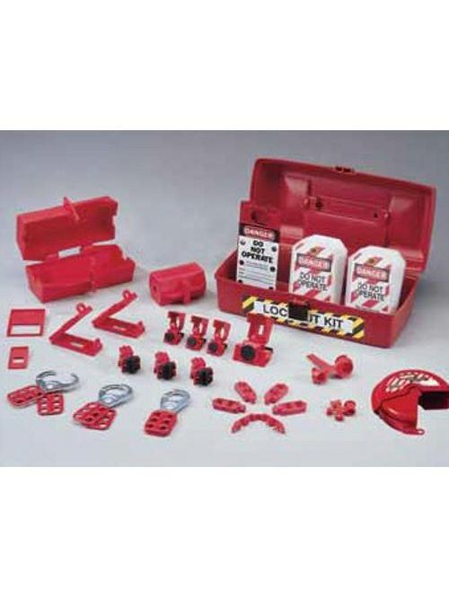 IDEAL IA-3241 RED TOOL BOX