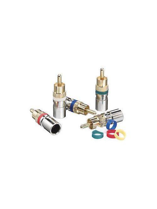 IDEAL 89-580 RG6 RCA COMPR CONN 35