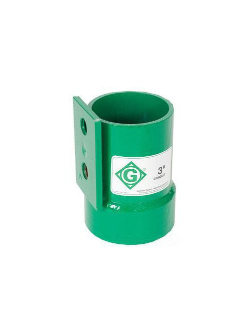 Greenlee 00782 3 Inch Screw-On Cable Puller Coupling