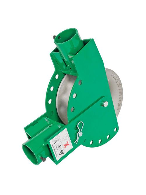 Greenlee 00863 Cable Puller Elbow Unit