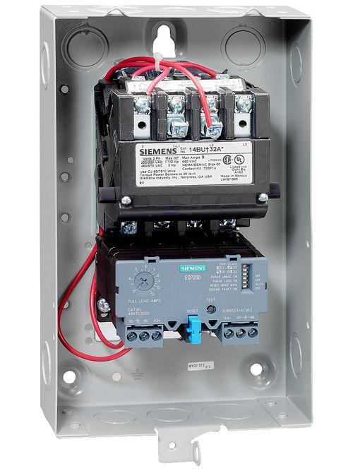 S-A 14BUC32BD Starter,FVNR SZ00,3-1