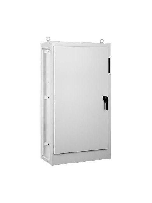 Hoffman AMOD843924FTCLP 84.12 x 39.75 x 24.12 Inch Steel Slave Modular Enclosure