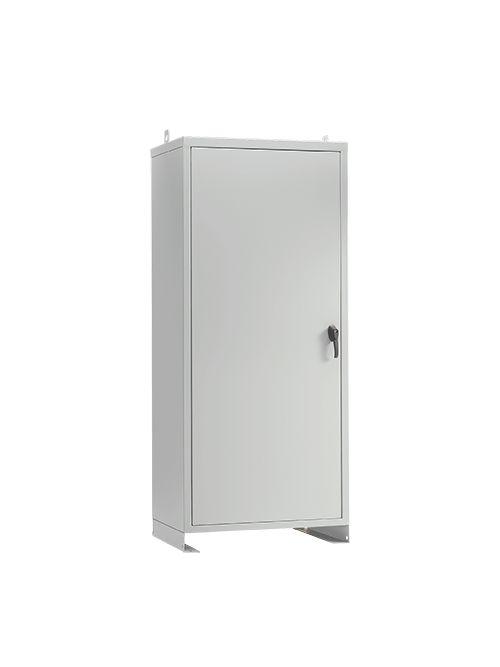 Hoffman A72N3618FSLP 72 x 36 x 18 Inch 14 Gauge Steel NEMA 1 1-Door Free Stand Enclosure
