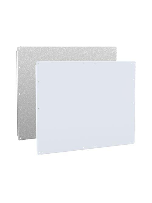 Hoffman A49P48N 49.16 x 48 Inch Steel Enclosure Panel