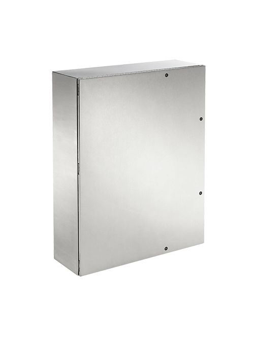 Hoffman CSD423612SS6R CONCEPT Type 4X 316 Stainless Steel Additional Latchs Enclosure
