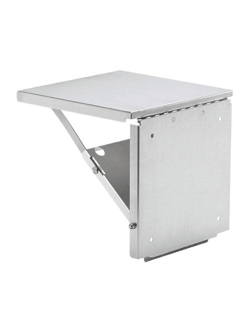 Hoffman ACShelf2424SS 24 x 24 Inch Stainless Steel Folding Shelf