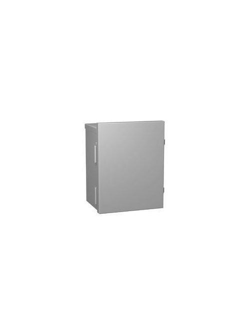 Hoffman TC5 46 x 30 x 14.5 Inch Galvanized Current Transformer Cabinet