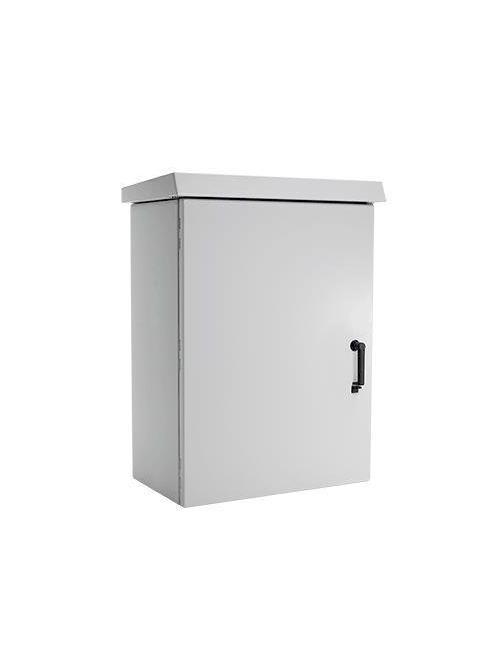 Hoffman ECL906050P 35.43 x 23.62 x 19.68 Inch Gray Aluminum NEMA 4X Enclosure Wall Mount Cabinet